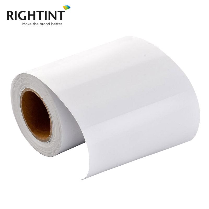 Self Adhesive Inkjet Glossy White Photo Paper