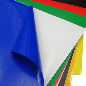Self Adhesive Colorful Vinyl