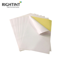 Self Adhesive Glossy Paper Glassine Liner in Roll