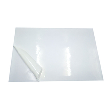 Self Adhesive White PET Film